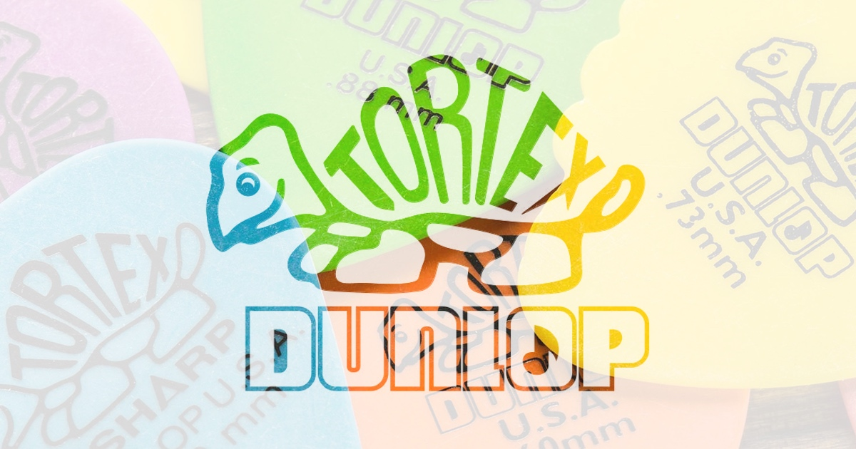 Tortex Picks di Jim Dunlop: Forme e Possibilità