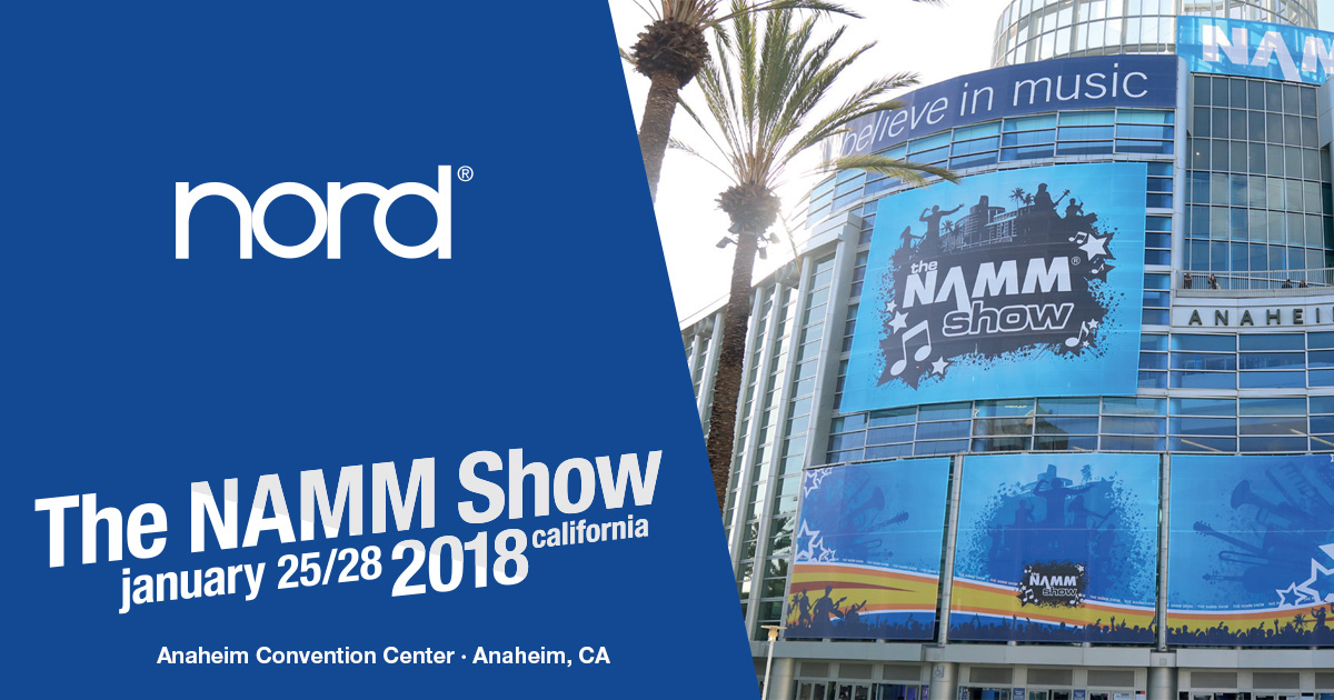 nord_namm_show_2018