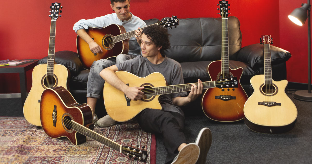 Eko Guitars: Le Serie ONE e ONE ST