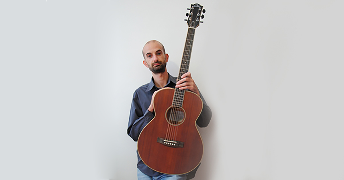 Giampiero-Villa-Eko-Guitars