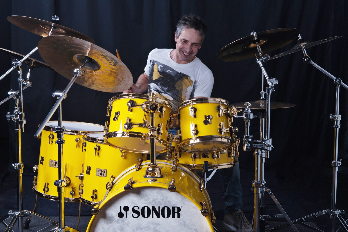Gianni-Caltran-Sonor-Drums
