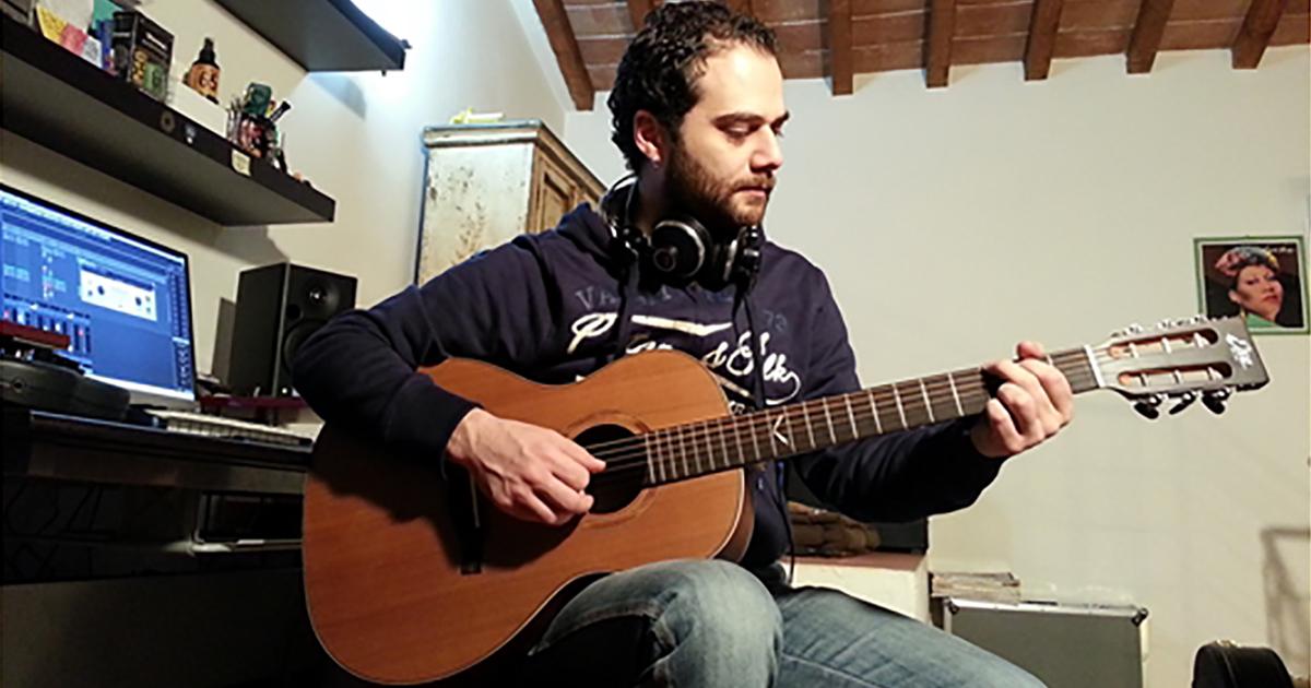 Maurizio-De-Giglio-Eko-Guitars