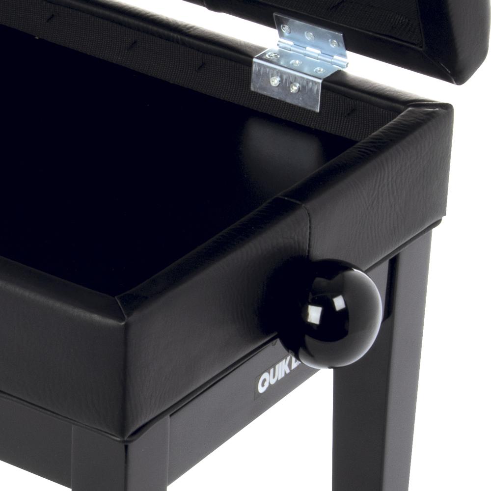 quik lok panchetta pianoforte regolabile