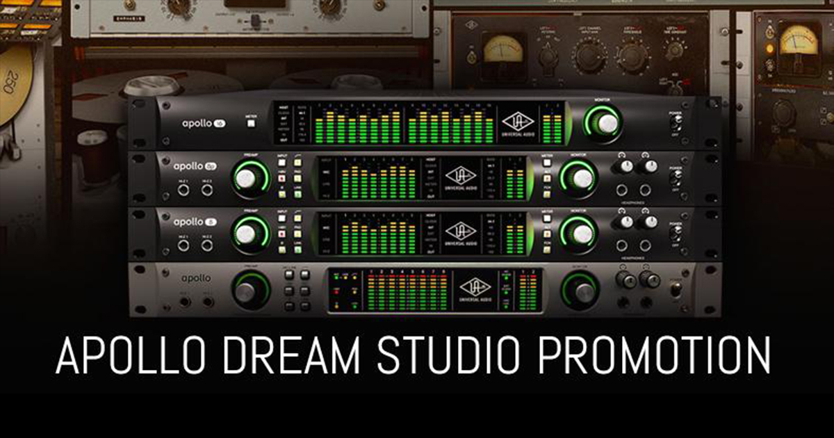 Promo Q2 APOLLO DREAM STUDIO