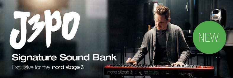 NORD pubblica un nuovo Sound Bank con 50 Patches esclusive per Nord