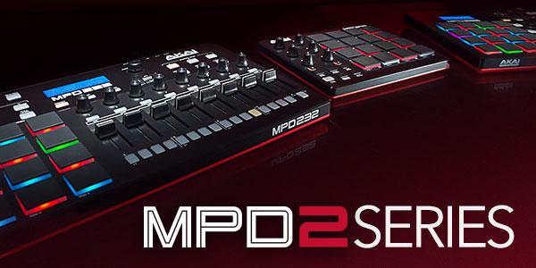 La comodità dei PAD della serie MPC con la libertà di utilizzo con qualsiasi software o hardware MIDI compatibile