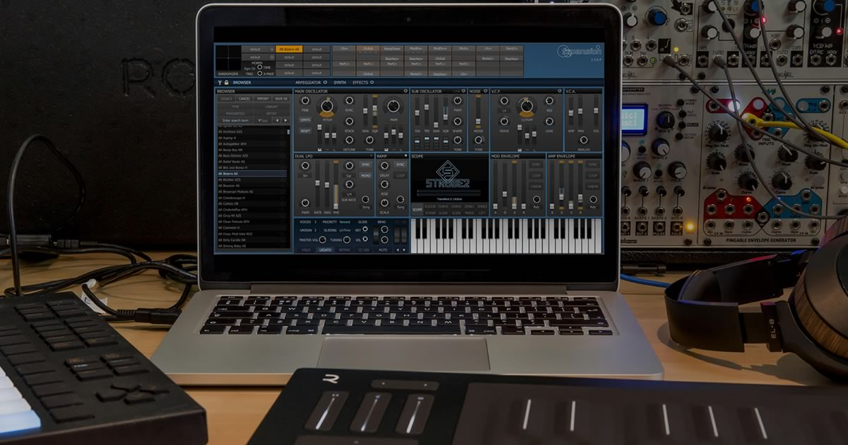 FX EXPANSION STROBE2 VIRTUAL INSTRUMENT GRATUITO PER TUTTI I POSSESSORI DI ROLI SEABOARD
