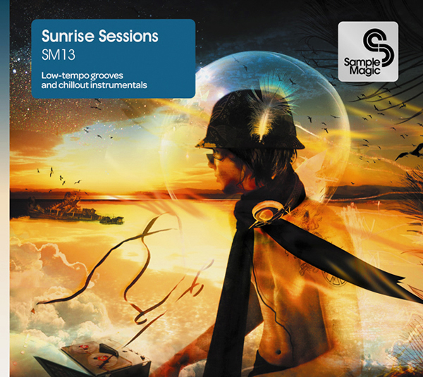 Sample Magic Sunrise Sessions Sample Pack GRATUITO per gli utenti dei MIDI USB controller a pad AKAI PROFESSIONAL MPD226 e MPD232