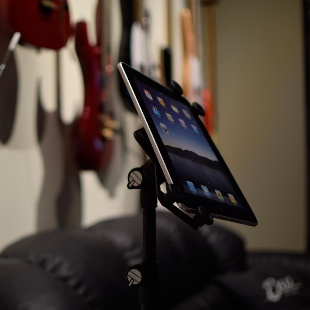 Quik Lok tablet holder
