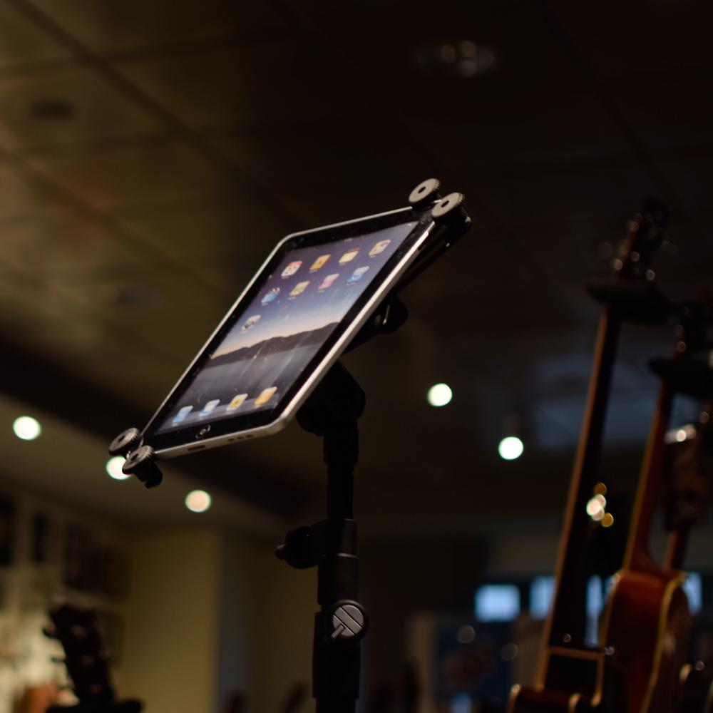 tablet holder stand Quik Lok LPH 007