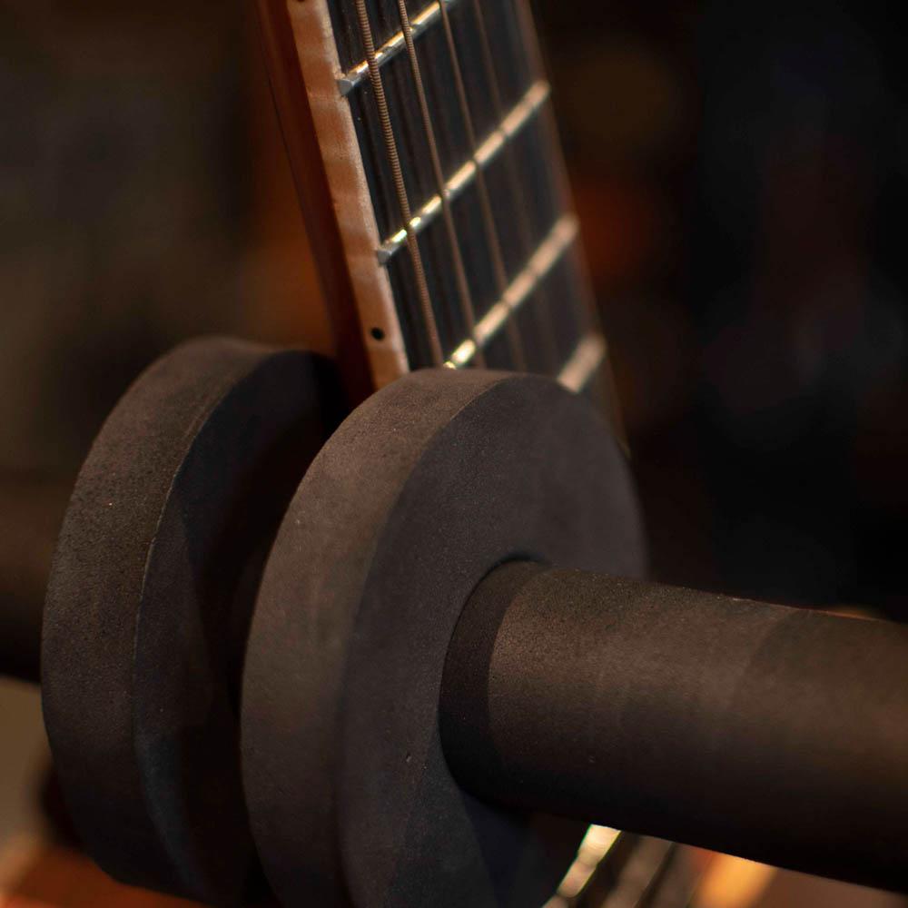 quik lok multiple universal guitar stand acoustic guitar
