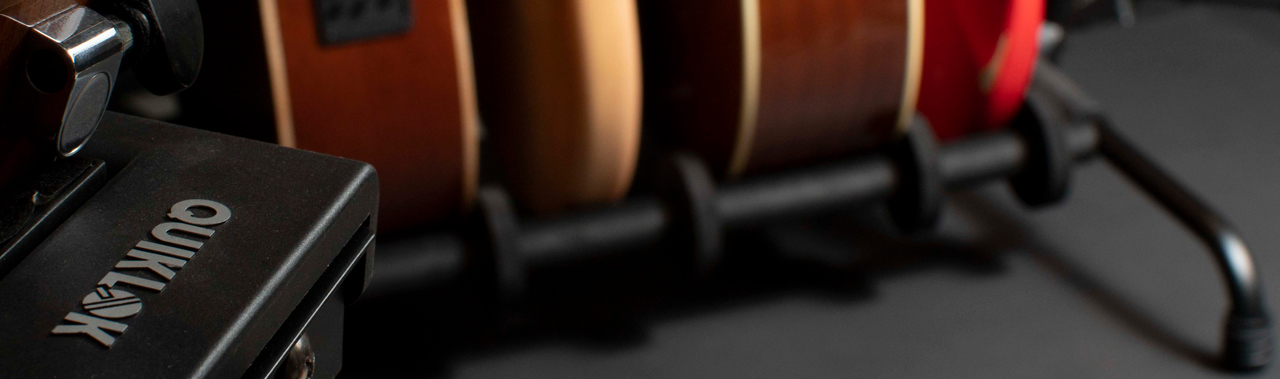 quik lok supporto multiplo chitarre