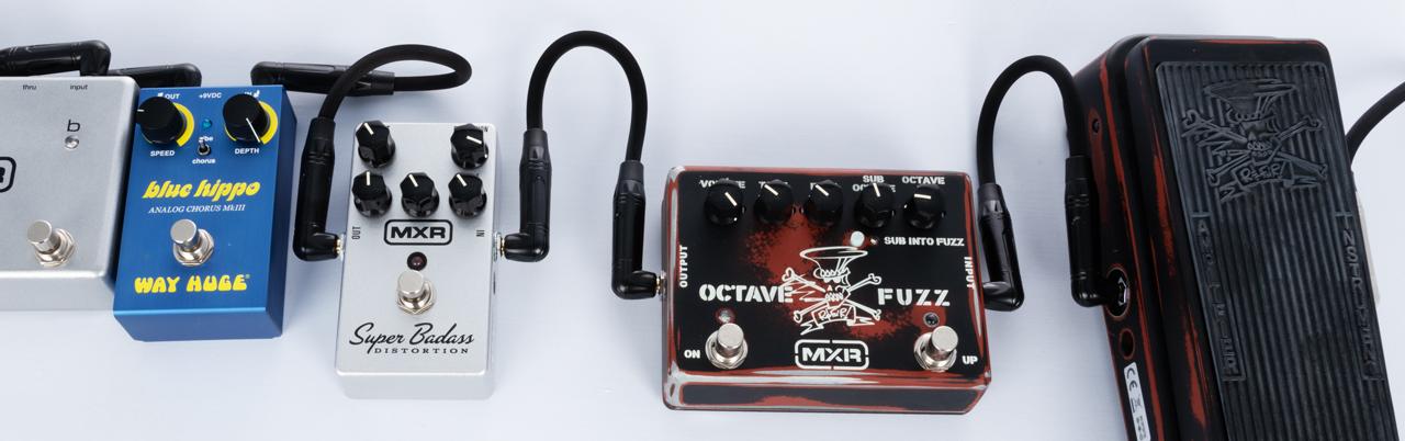 cavo quik lok just jack per chitarra elettrica basso elettrico per pedaliera angolato