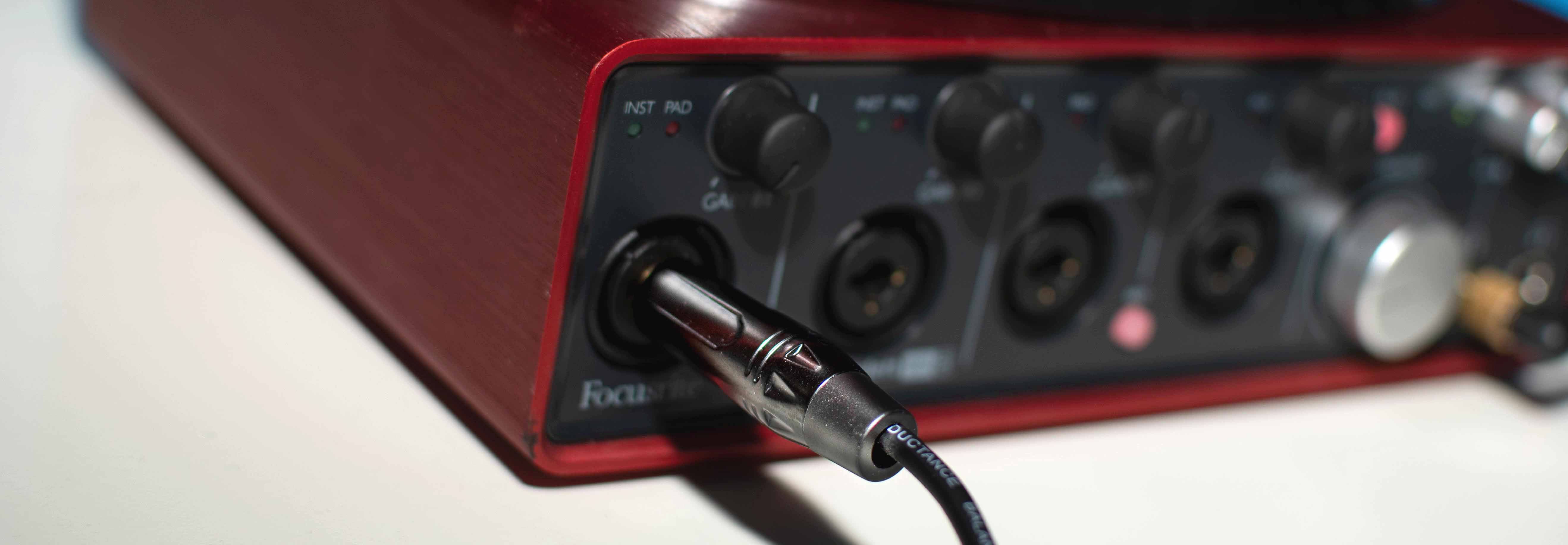cavo quik lok just RCA per casse, mixer e impianti stereo hi-fi