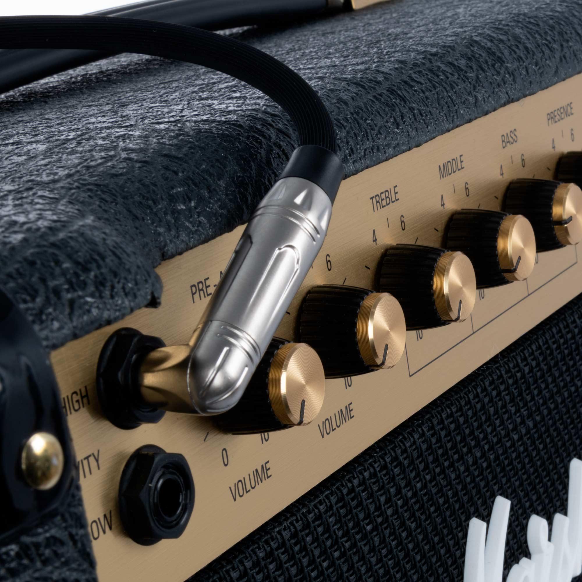 cavo quik lok chitarra basso angolato