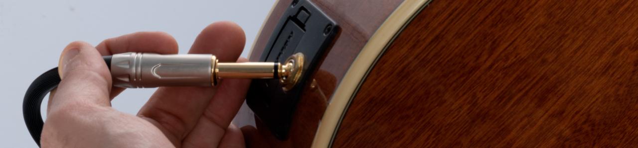 cavo quik lok just jack chitarra elettrica basso elettrico dritto angolato