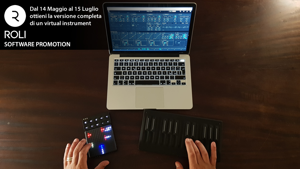 ROLI Software Promotion Estate 2018
