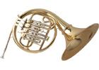 Miller Mcf-6100 corno francese doppio fa/sib