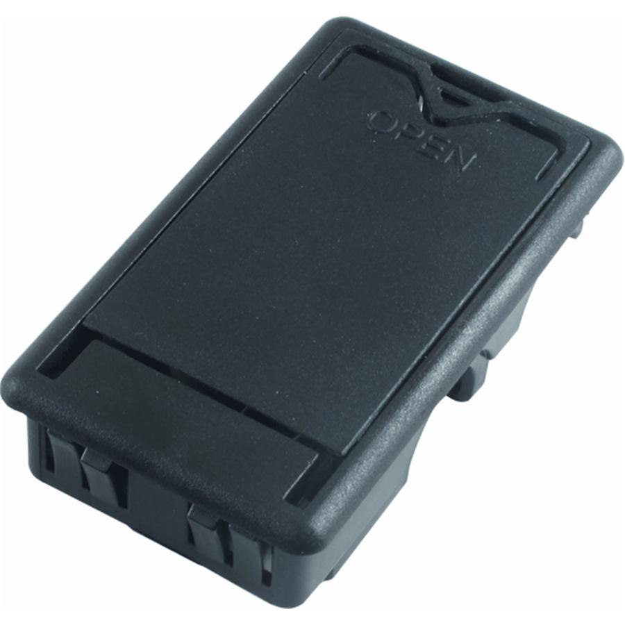 Dunlop ECB244 Battery Box, Black
