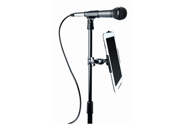 Dunlop D42MS Supporto per iPad2 da asta microfonica