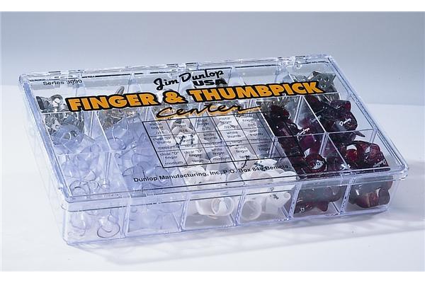 Dunlop 3090 FINGER & THUMBPCK - CABINET 216 PLETTRI