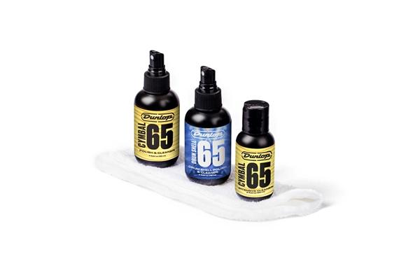 Dunlop 6400 Cymbal & Drum Care Kit