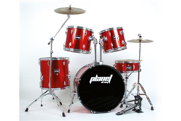 PLANET DBJ5032 METALLIC RED
