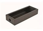 Quik lok Box 500 stage box in metallo vuota