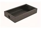 Quik lok Box 502 stage box in metallo vuota