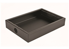 Quik lok Box 504 stage box in metallo vuota