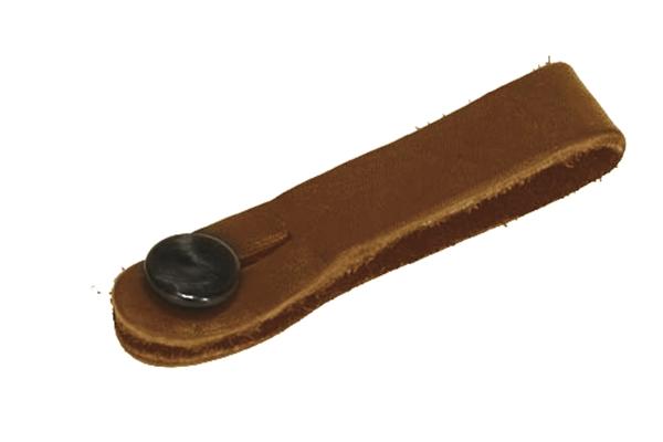 Martin & Co. 18A0032 Headstock Tie, Brown