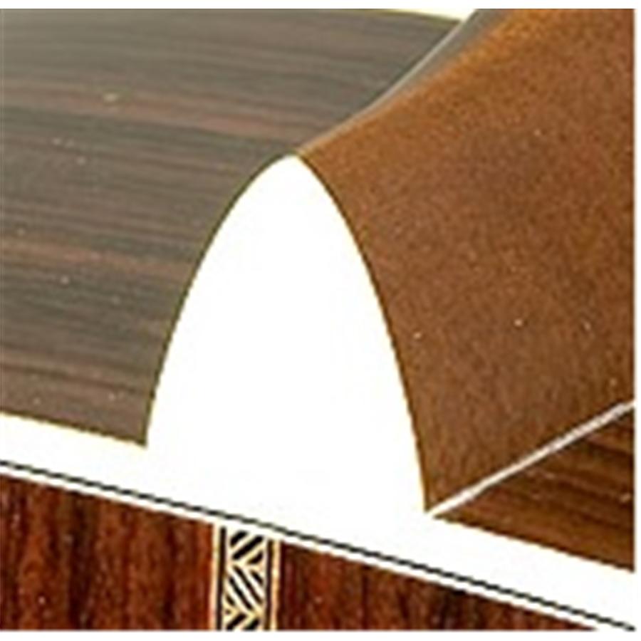 Martin & Co. HPL28 HEELPLATE WHITE Cover Tacco retro manico Colore Bianco