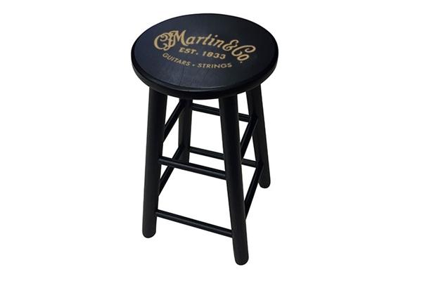 Martin & Co. 18N0254 Sgabello Black
