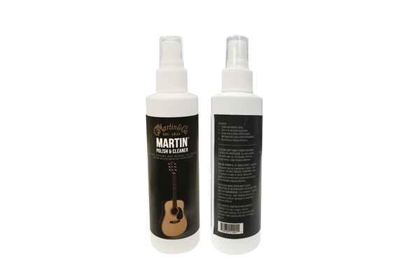 Martin & Co. 18A0073 Polish Cleaner Spray, 6oz