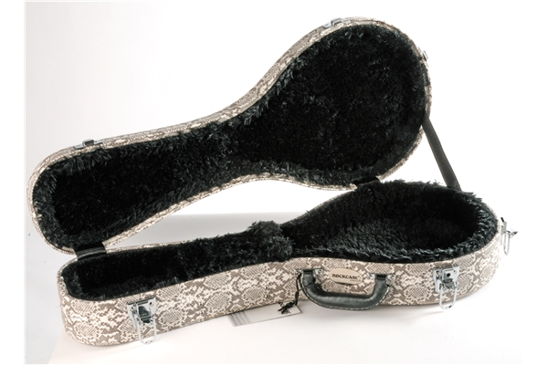 Rockbag RC10740SKCT/4 Mandolino Small Snake Skin
