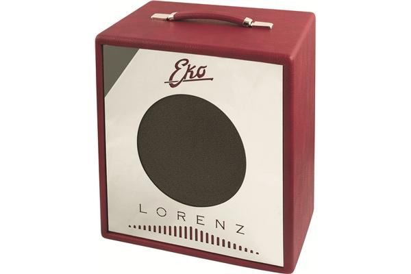 Eko 13-AP-110C-RED Cabinet 1 Speaker Chrome Red