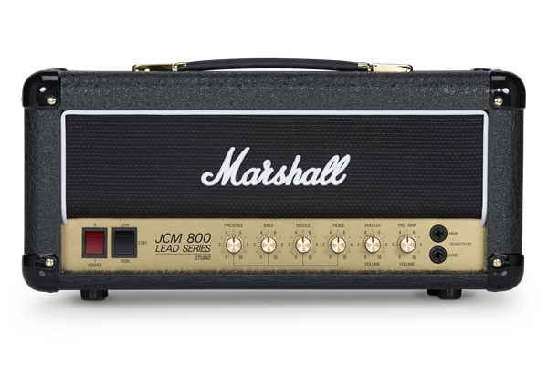 Marshall SC20H Studio Classic Head - Chitarre Amplificatori - Testate