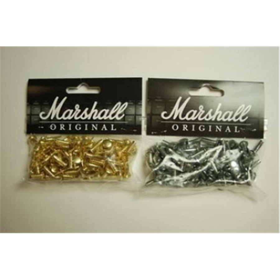Marshall PACK00032 - x100 Silver Rivets