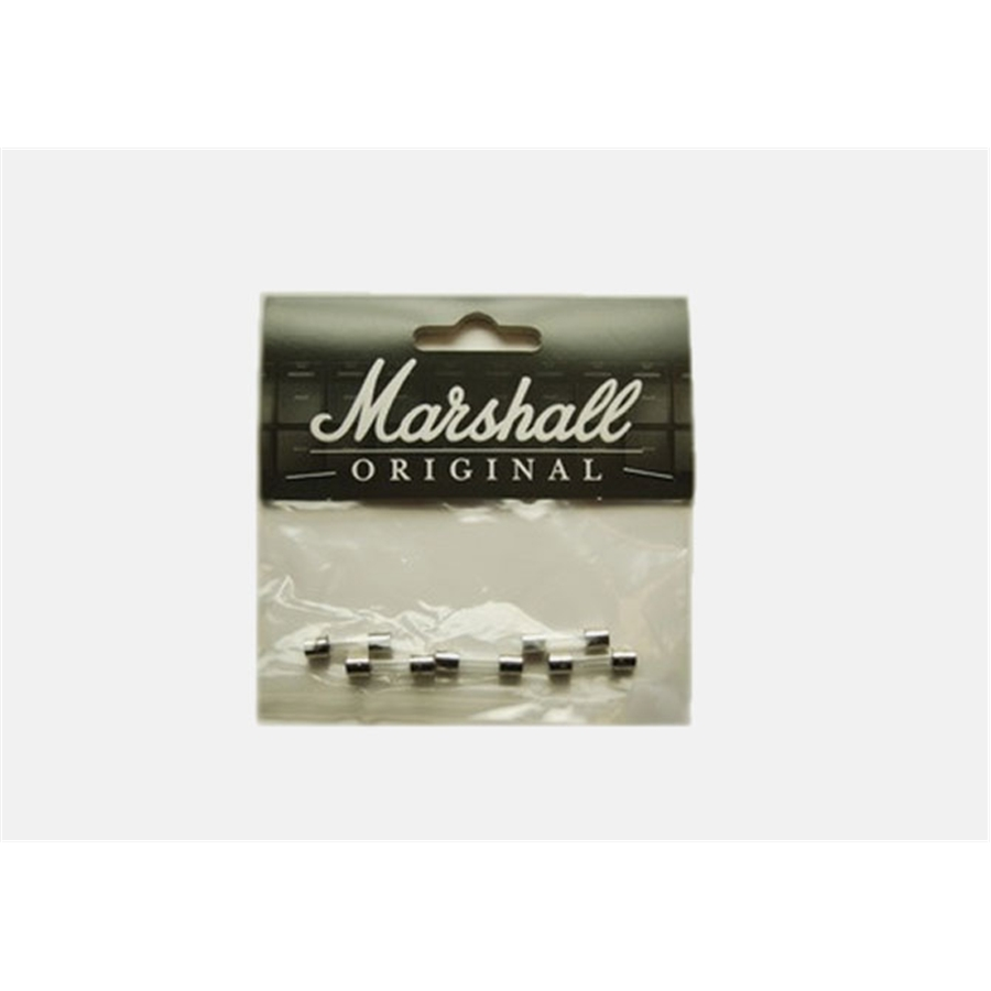 Marshall PACK00012 - x5 32mm Fuse Pack (1amp)