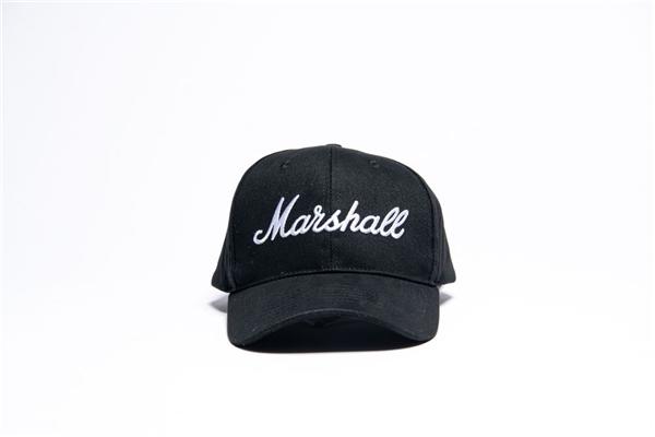 MARSHALL ACCS-10352 CAPPELLO DA BASEBALL BLACK W