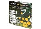 Rockgear Rb 22190 b standard drum pad set