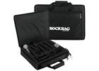 Rockbag Rb 23206 b borsa per 6 microfoni 41x36 cm