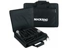 Rockbag Rb 23210 b borsa per 10 microfoni 65x36cm