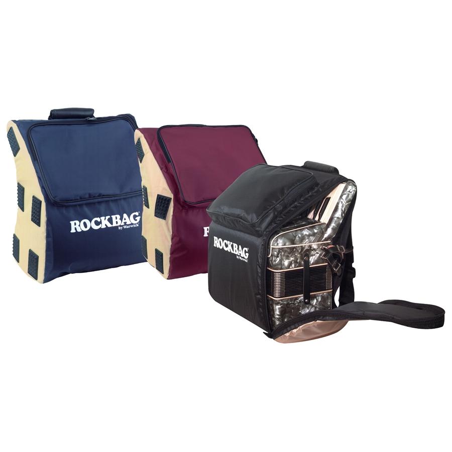Rockbag RB 25020 B/BE Borsa Deluxe per fisarmonica 34/72