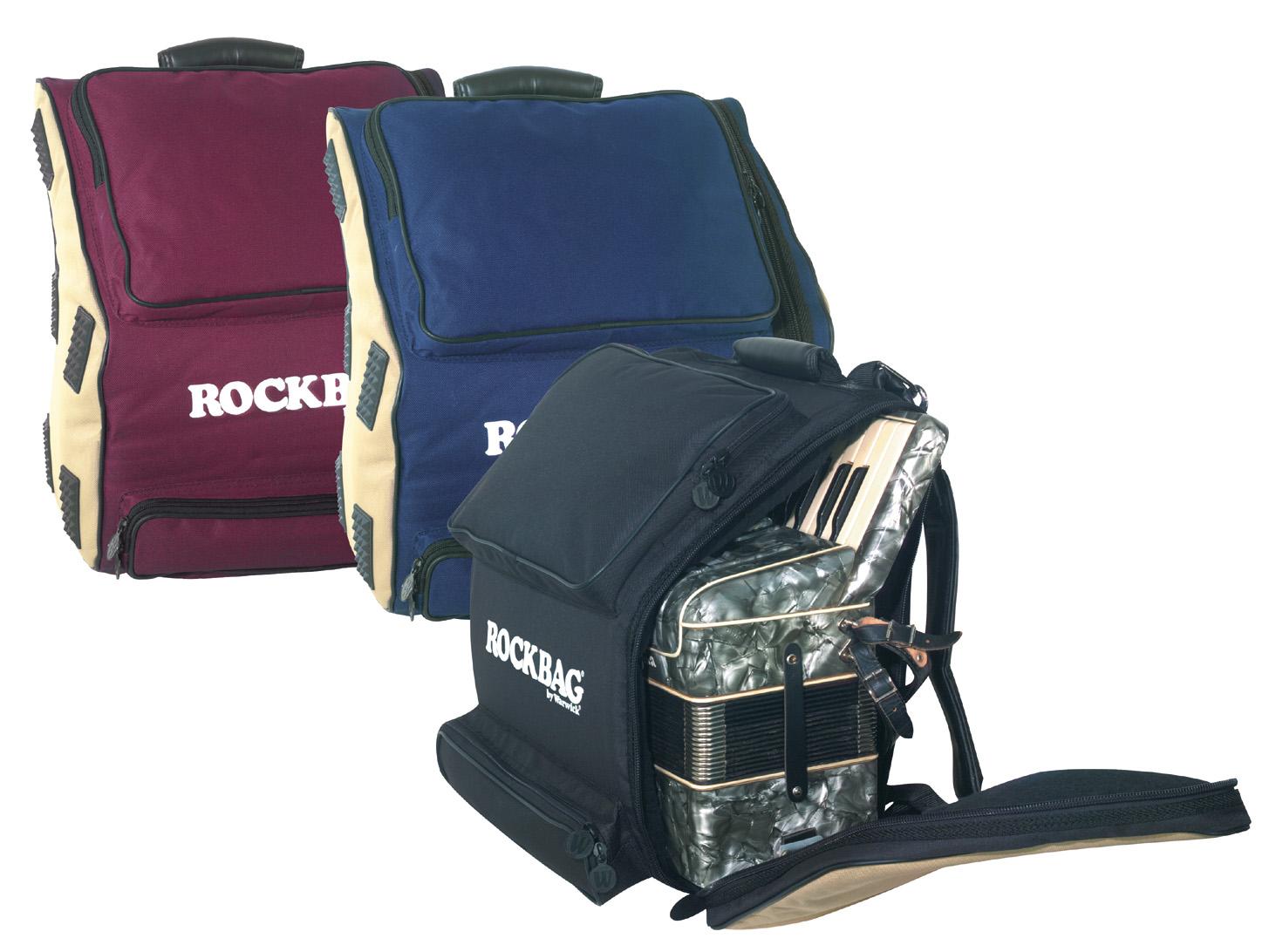Rockbag RB 25100 B/BE Borsa Premium per fisarmonica 26/48