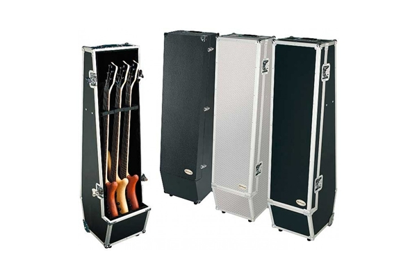 Rockbag RC10860BA/A Flight Case alluminio 3 bassi