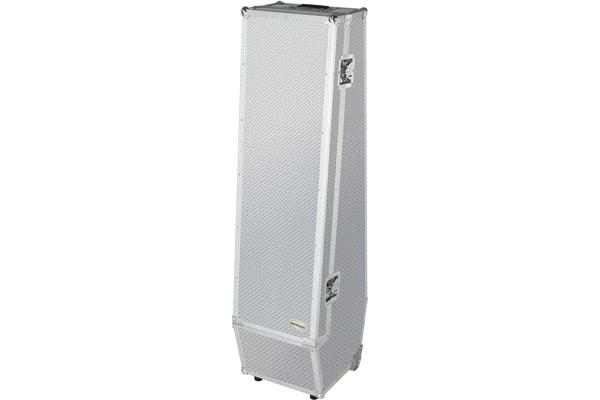 Rockbag RC10860GU/A Flight Case alluminio 3 chitarre