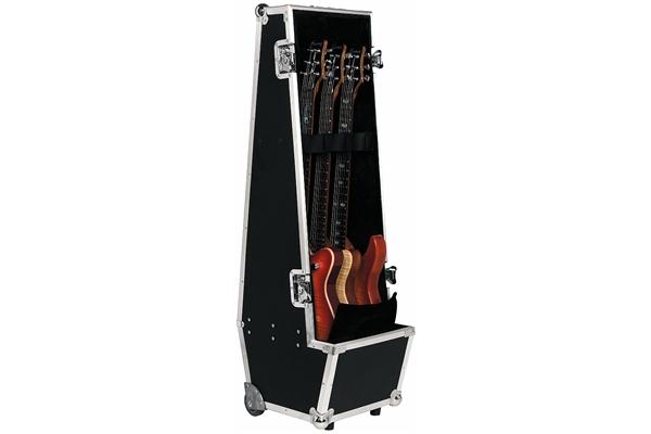 Rockbag RC10861GU/A Flight Case alluminio 5 chitarre