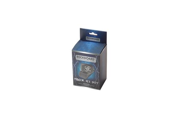 Rockbag Alimentatore Power Ace, 9 Volt DC, Eu + Accessori