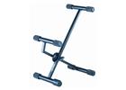Quik lok Bs/313 supporto in acciaio a basso profilo